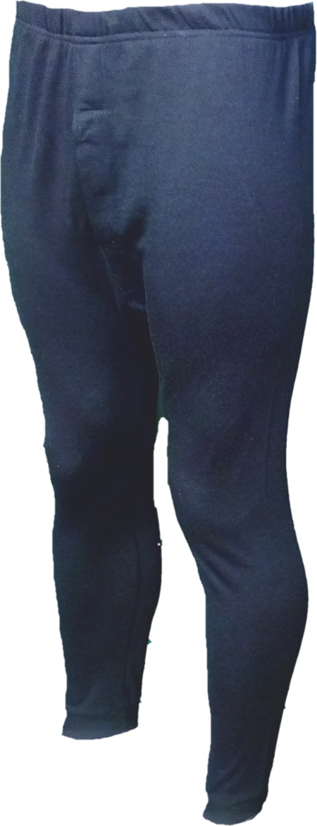 231RUGBY MENS MERINO WOOL HEAVY WEIGHT LONG JOHNS WITH FLY